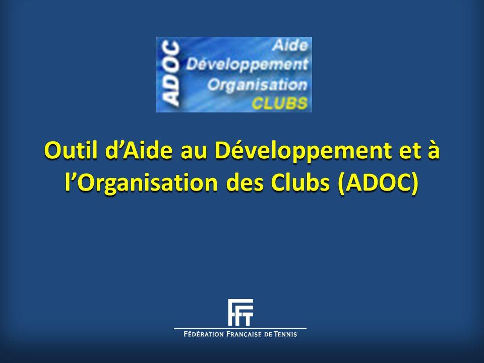 Outil d'Aide au Développement et à l'Organisation des Clubs (ADOC)