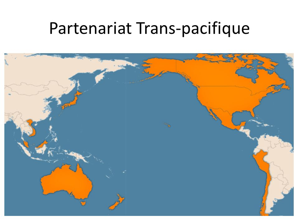 Partenariat Trans-pacifique