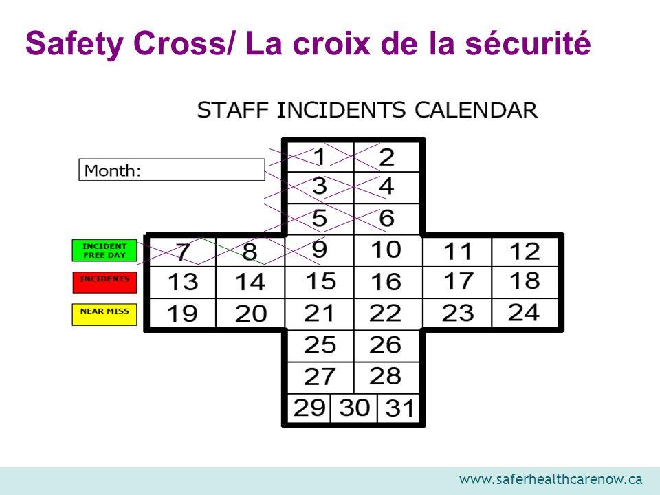 Safety Cross/ La croix de la sécurité