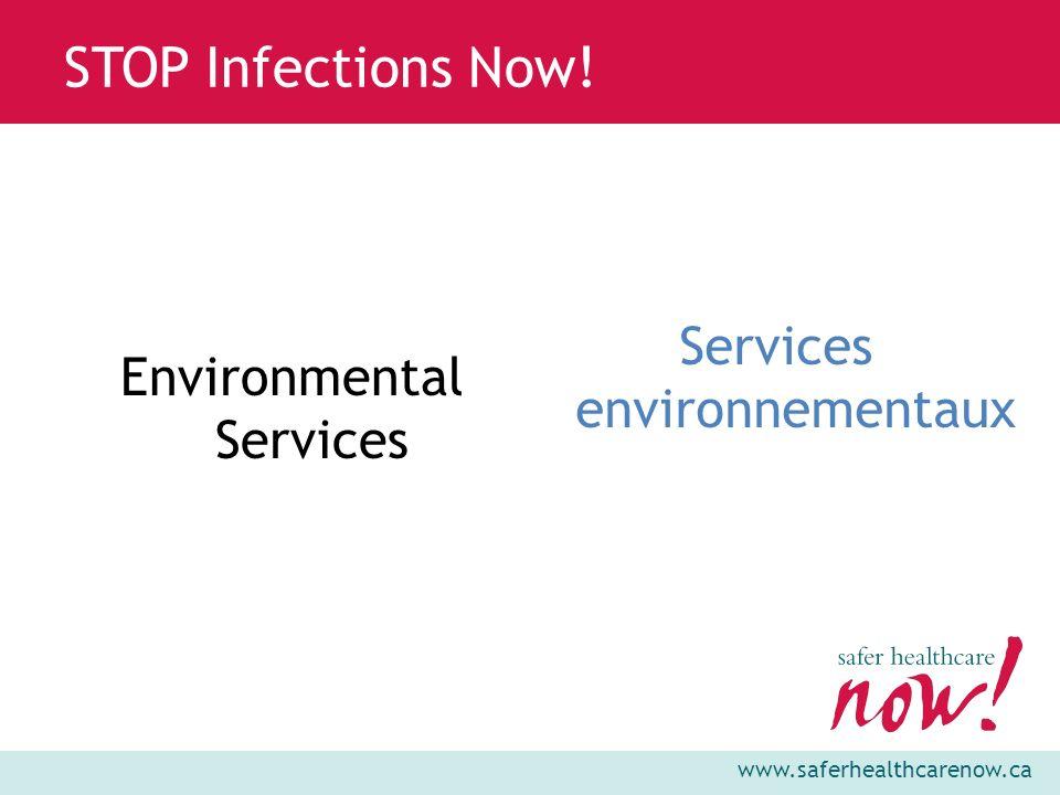 Environmental Services Services environnementaux