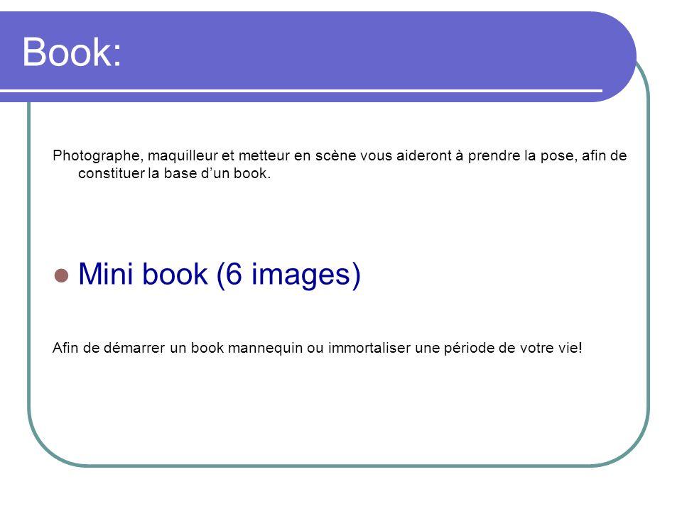 Book: Mini book (6 images)