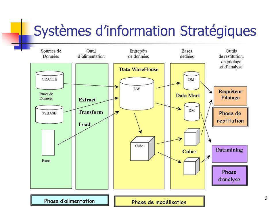 Systèmes d'information Stratégiques
