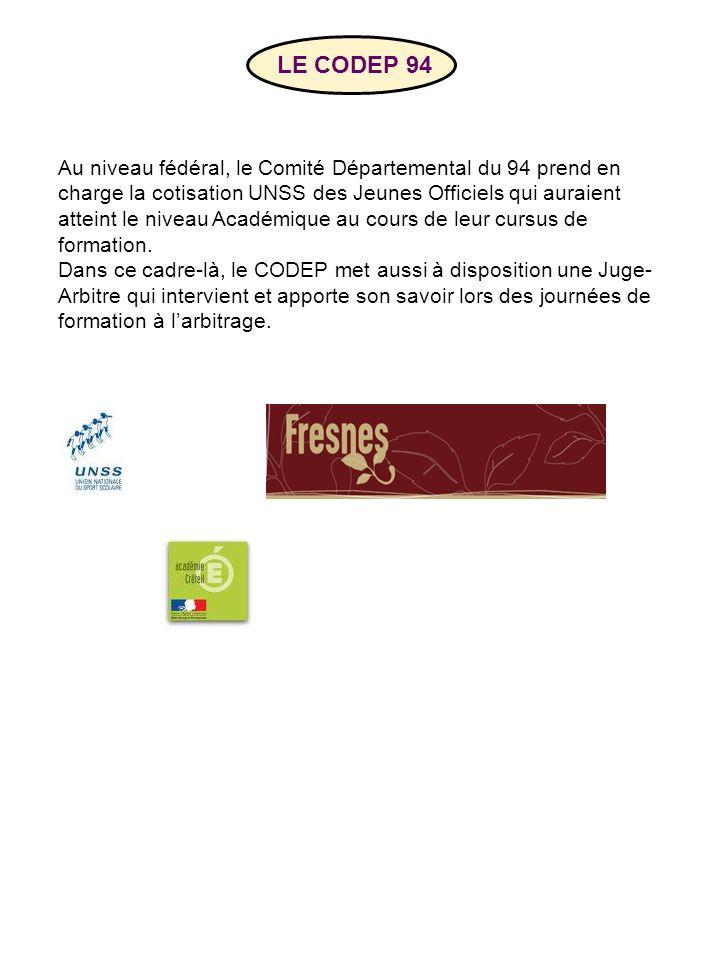 LE CODEP 94