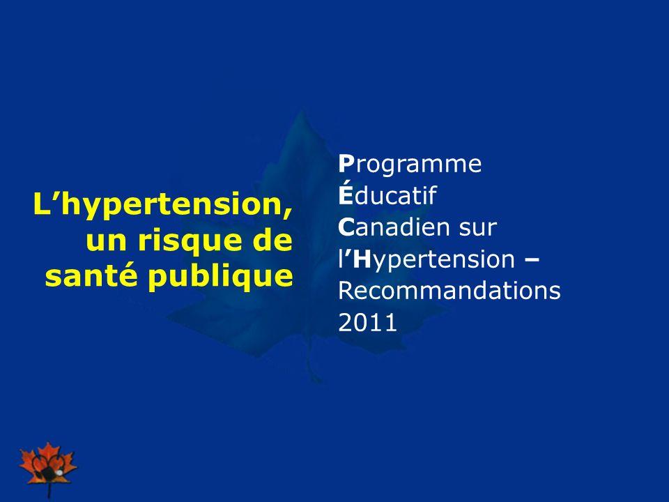 L'hypertension, un risque de santé publique