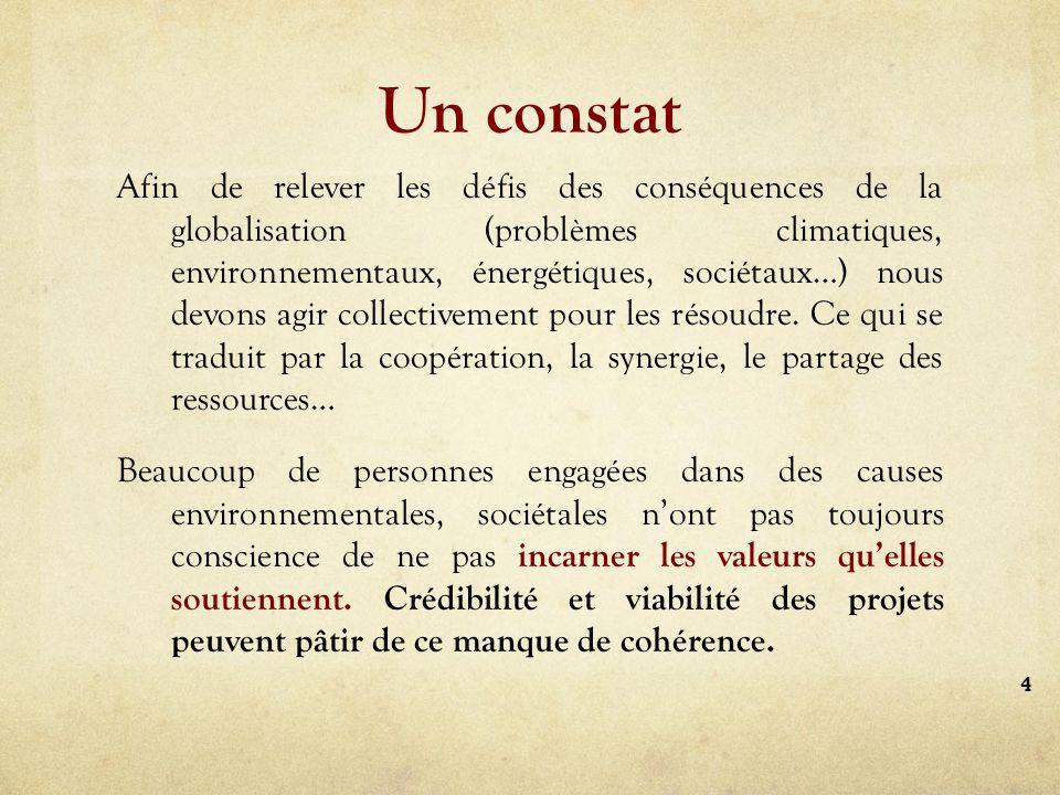 Constat Vision Réponse