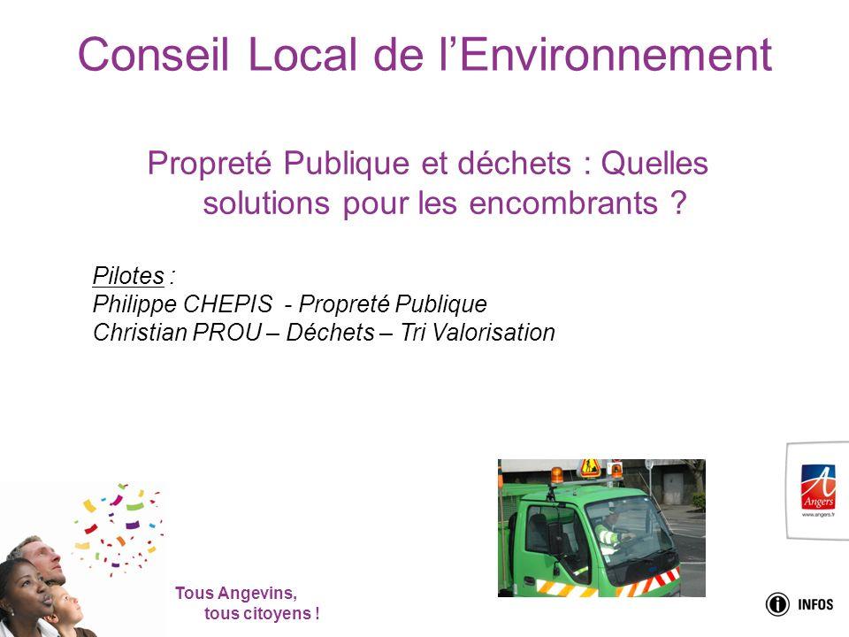 Conseil Local de l'Environnement