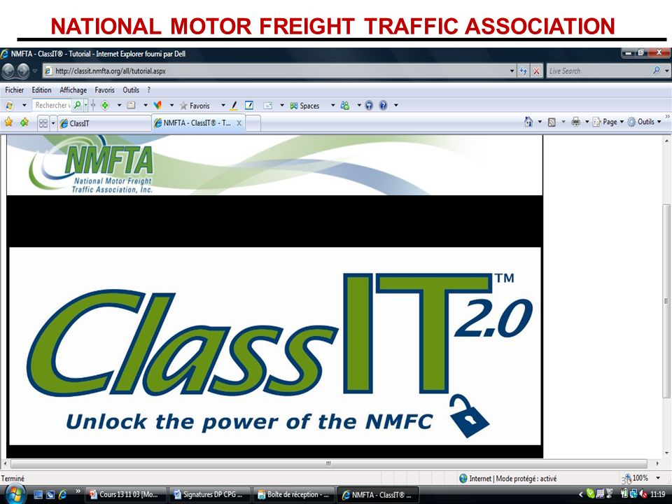 logistique et transport international chapitre 6 On national motor freight traffic association freight class