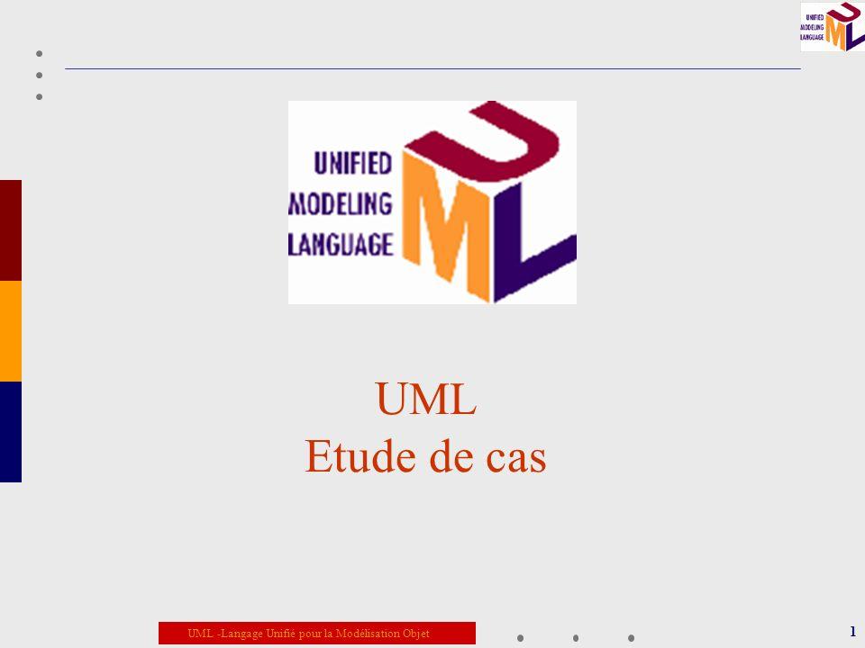 UML Etude de cas