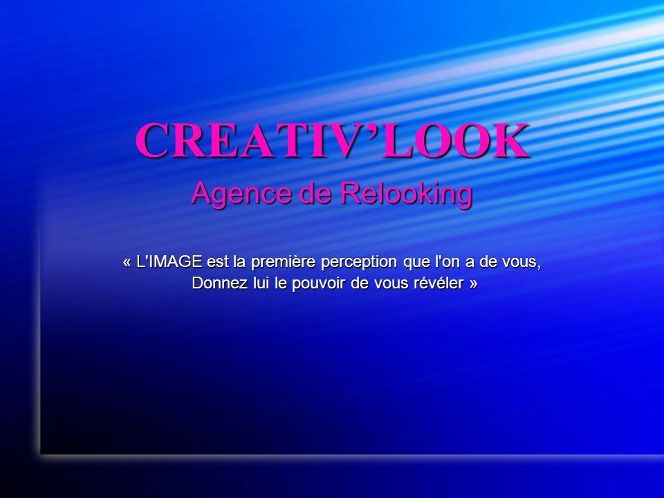 CREATIV'LOOK Agence de Relooking