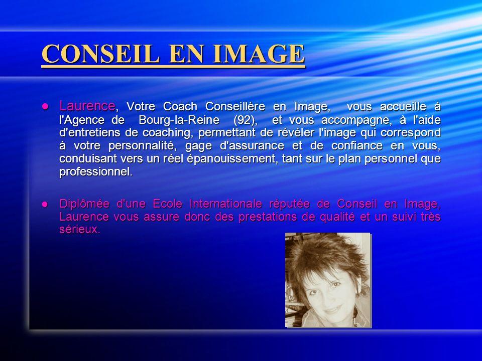CONSEIL EN IMAGE