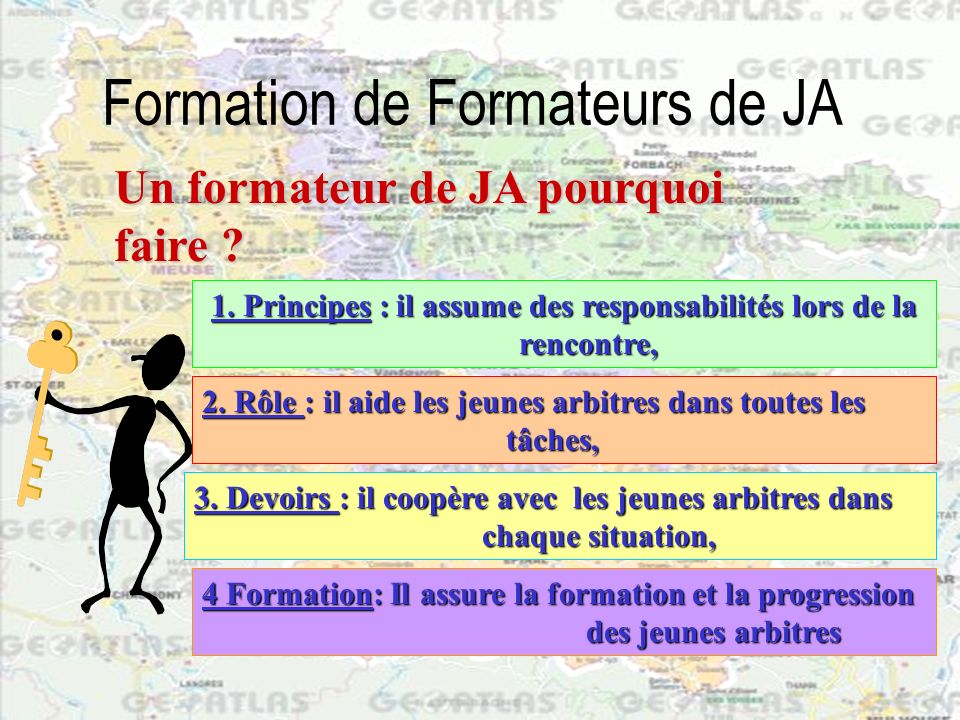 Formation de Formateurs de JA