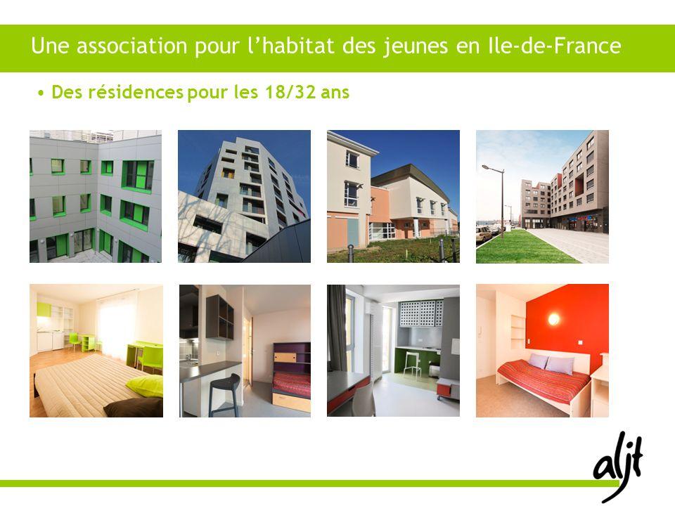 Une association pour l'habitat des jeunes en Ile-de-France