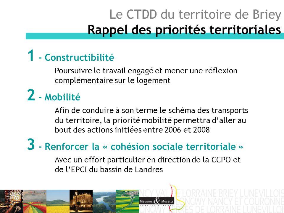 3 - Renforcer la « cohésion sociale territoriale »