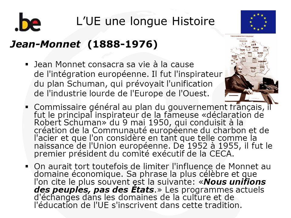 L'UE une longue Histoire