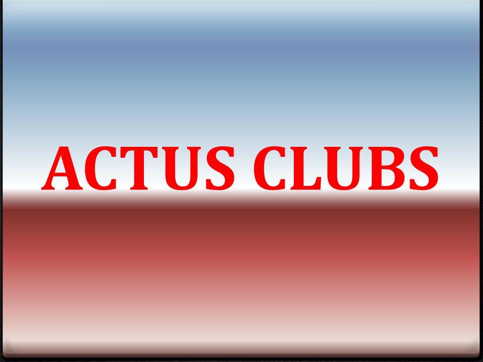 ACTUS CLUBS