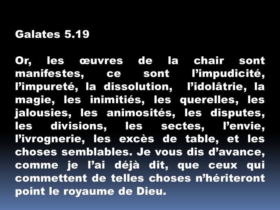Galates 5.19