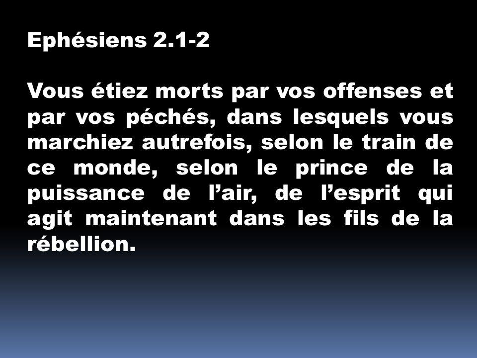 Ephésiens 2.1-2