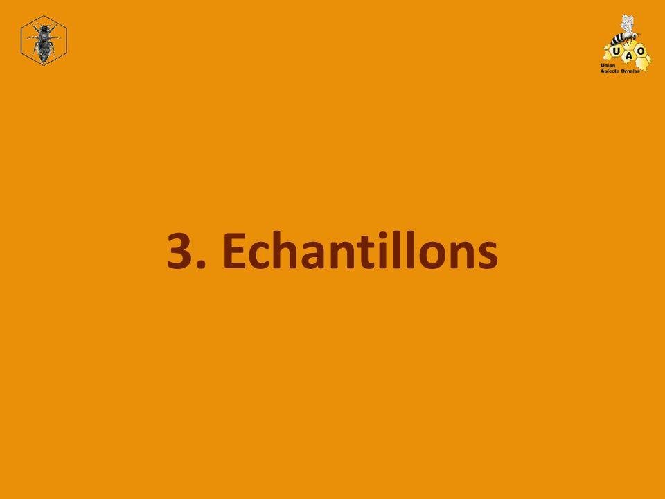 3. Echantillons 2.1 Scanner à diapositive