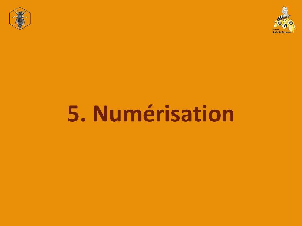 5. Numérisation 2.1 Scanner à diapositive