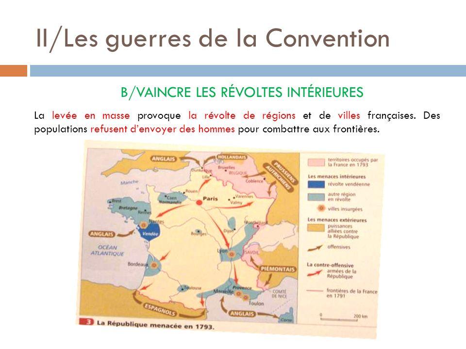 II/Les guerres de la Convention