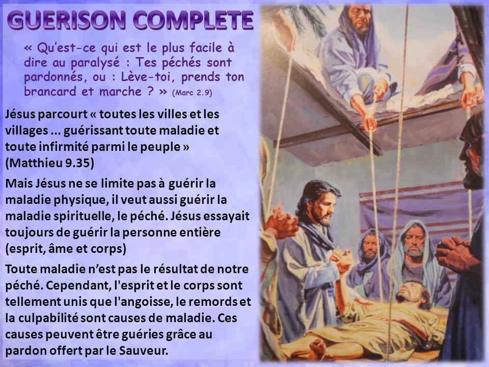 GUERISON COMPLETE