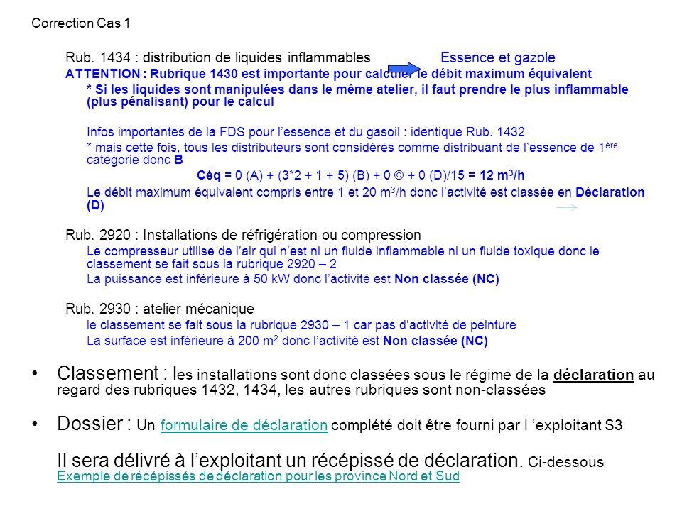 Céq = 0 (A) + (3*2 + 1 + 5) (B) + 0 © + 0 (D)/15 = 12 m3/h