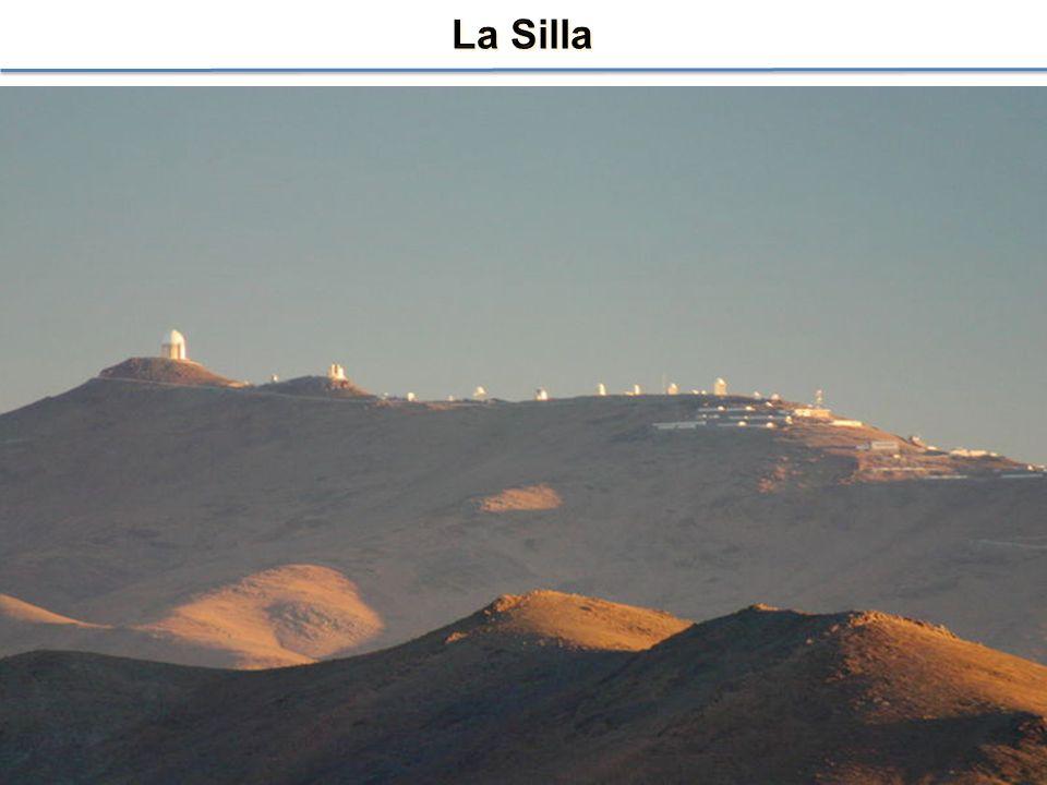 La Silla Remettre en forme