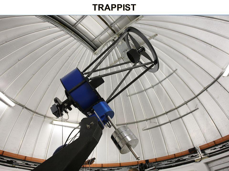 TRAPPIST Remettre en forme