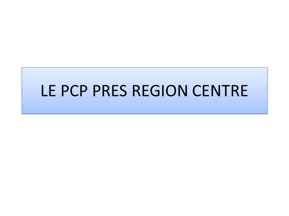 LE PCP PRES REGION CENTRE