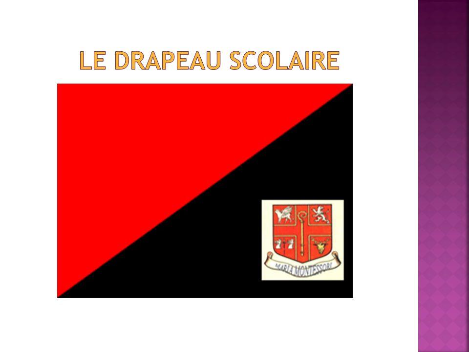 le drapeau scolaire