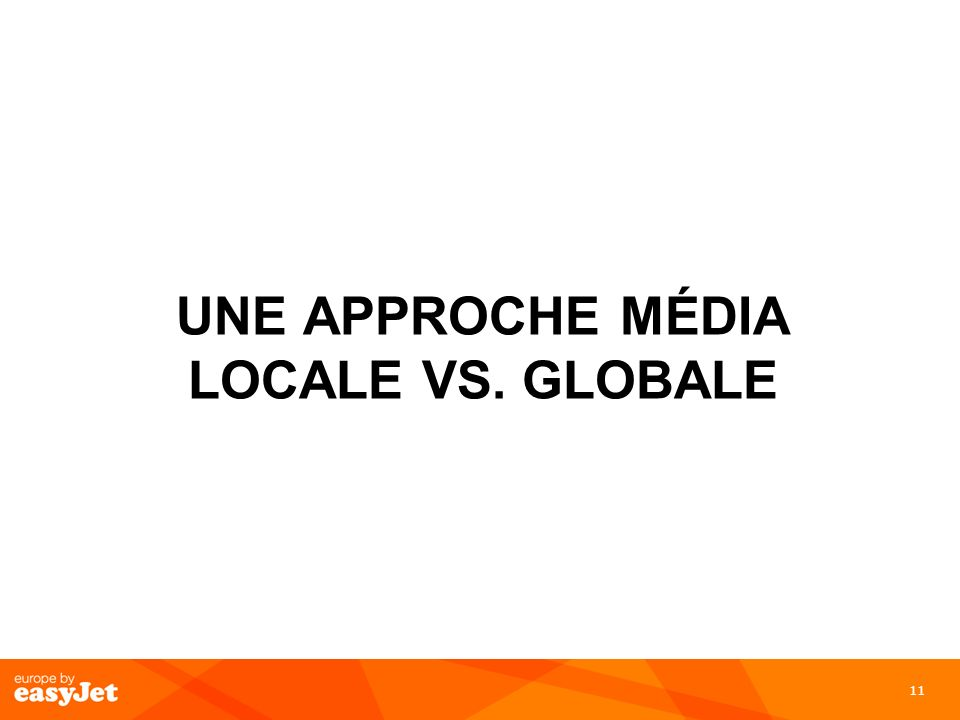 Une approche média locale vs. globale