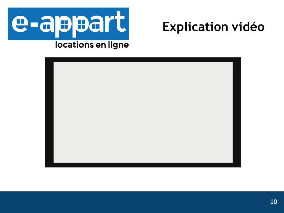 Explication vidéo 10
