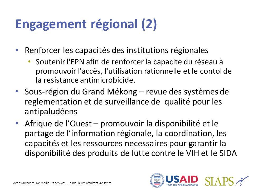 Engagement régional (2)