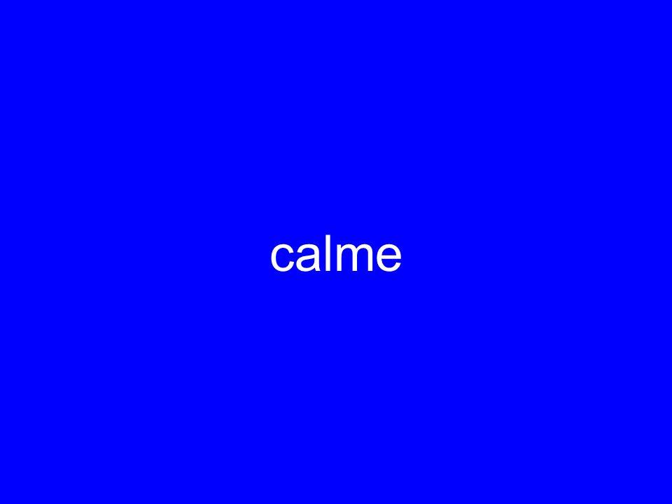 calme