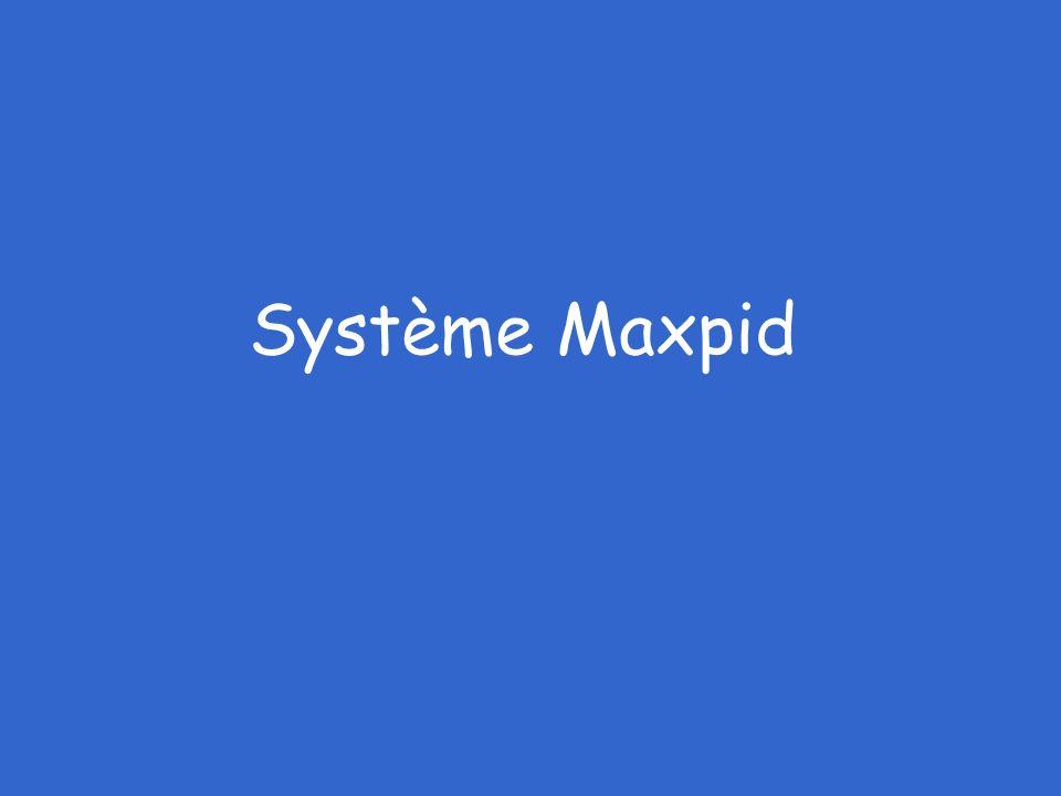 Système Maxpid