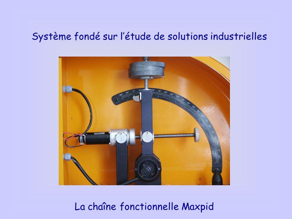 Système fondé sur l'étude de solutions industrielles