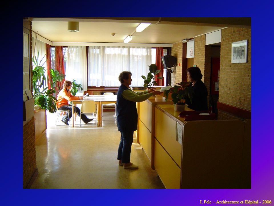 I. Pelc – Architecture et Hôpital - 2006
