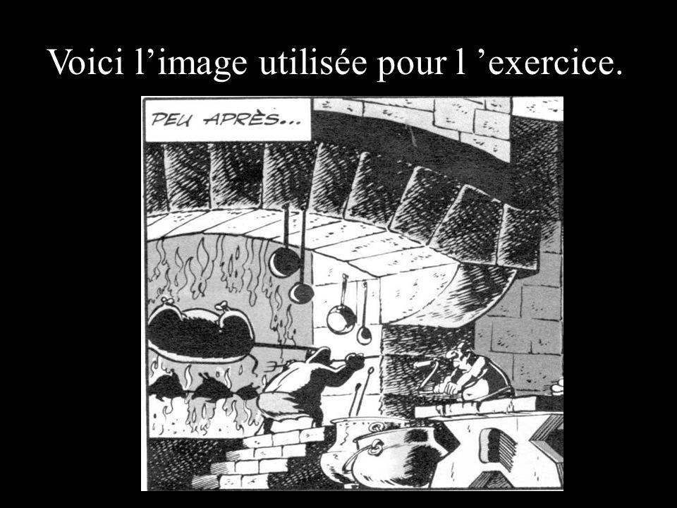 Voici l'image utilisée pour l 'exercice.