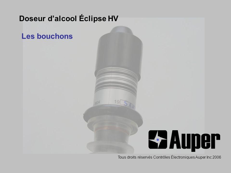 Doseur d'alcool Éclipse HV