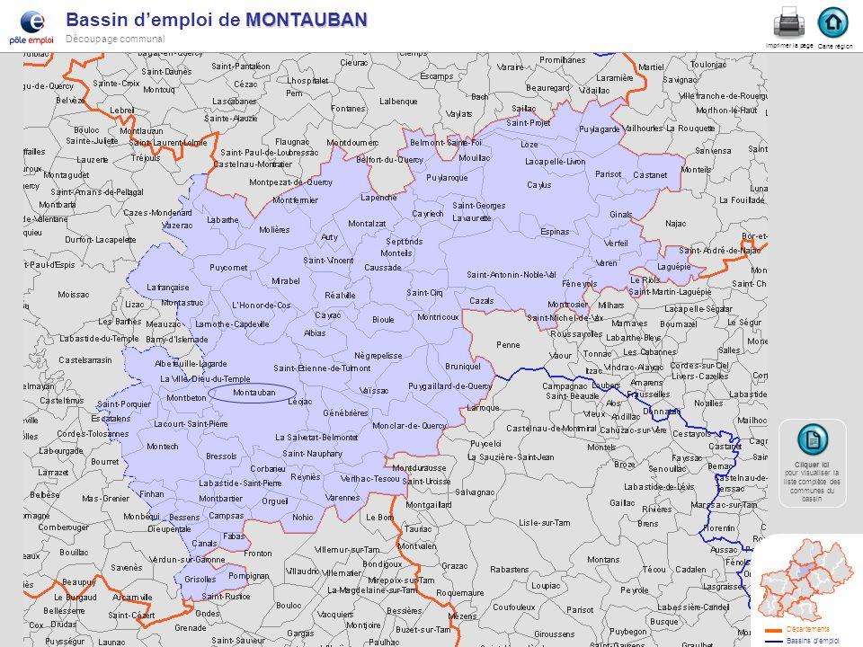 Cliquer ici pour visualiser la liste complète des communes du bassin
