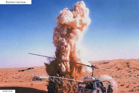 Explosion sismique (André Morel)