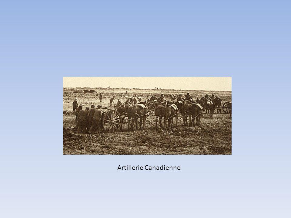 Artillerie Canadienne