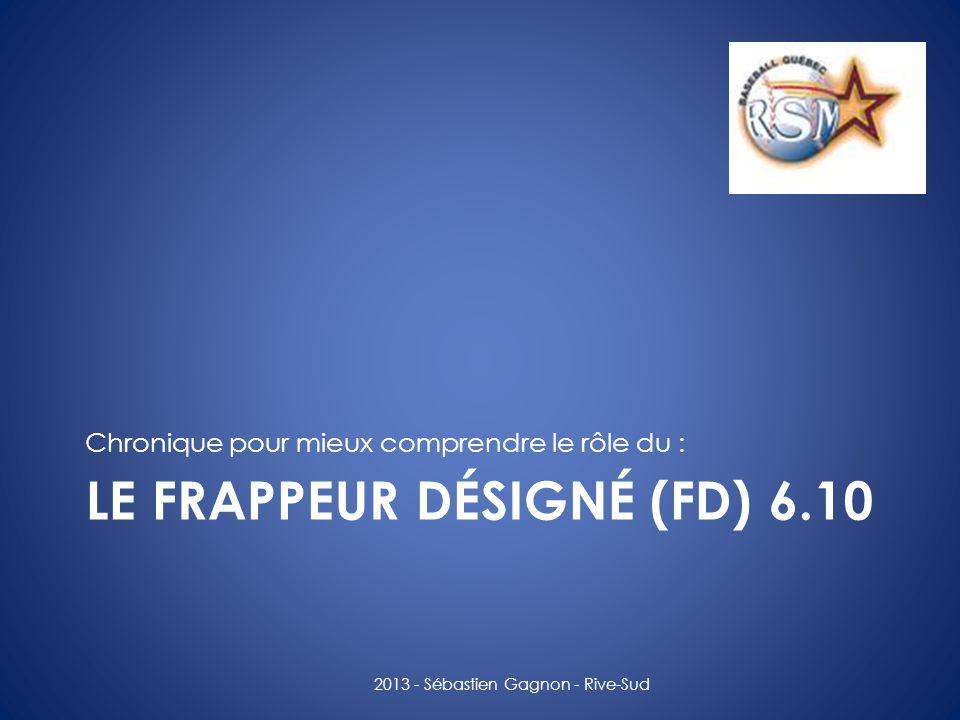 Le Frappeur Désigné (fd) 6.10