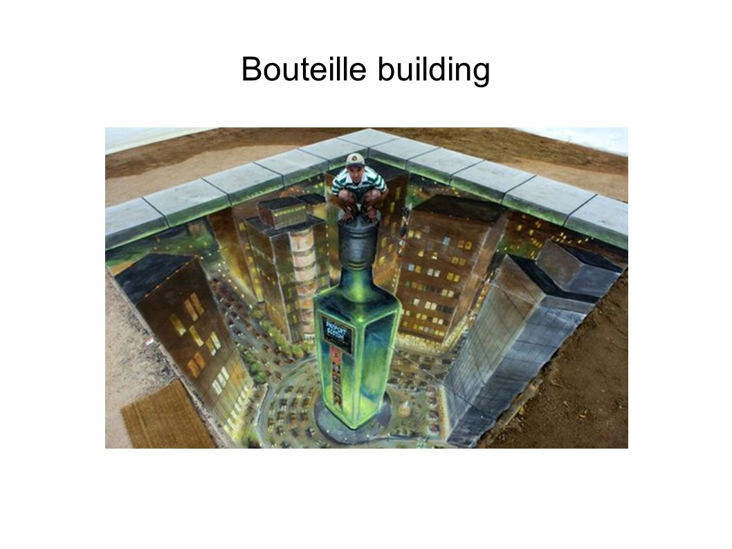 Bouteille building