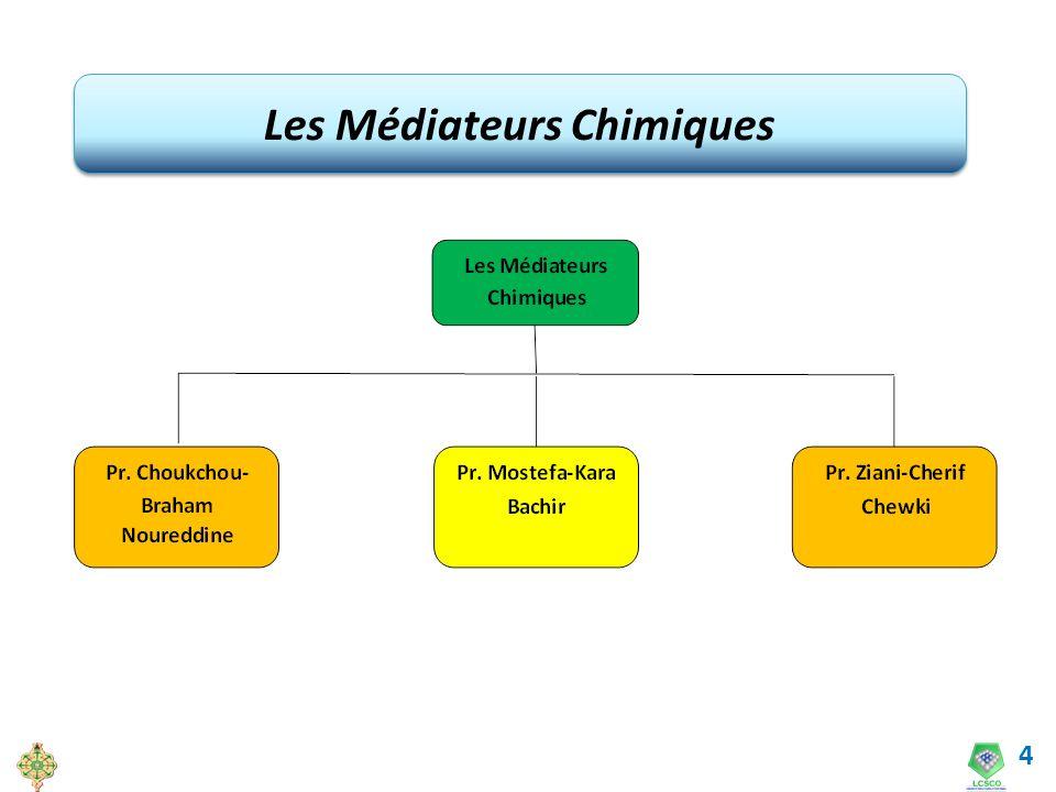 Les Médiateurs Chimiques