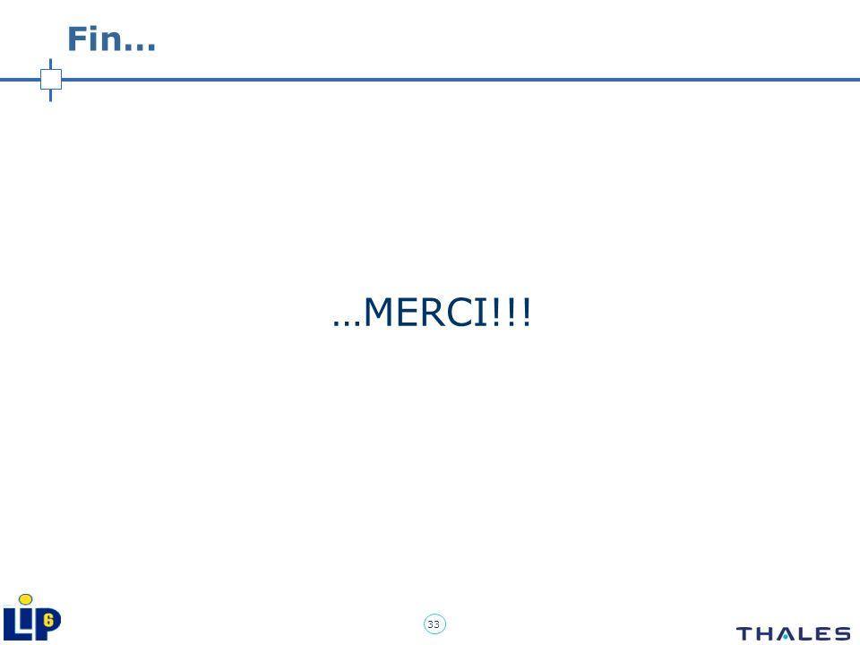 Fin… …MERCI!!!