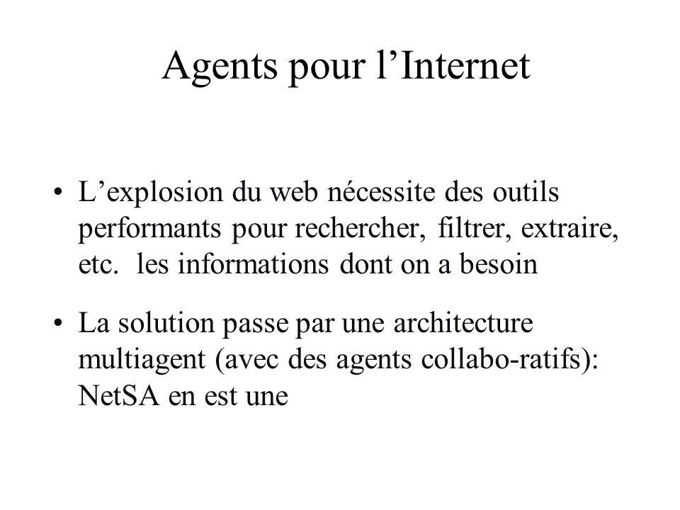 Agents pour l'Internet