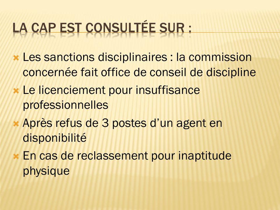 La CAP EsT consultée sur :