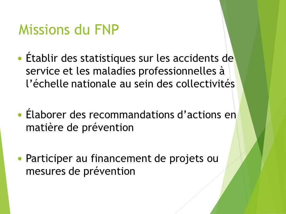 Missions du FNP