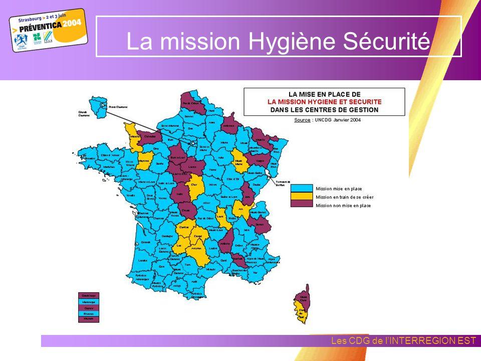 La mission Hygiène Sécurité